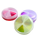 ราคาถูก ผลิตภัณฑ์ดูแลหู-กล่องยาพลาสติกขนาดเล็ก (1 ชิ้น)