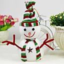 billiga Dekorationer-jul levererar klassiska snögubbe widgets