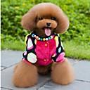 ราคาถูก โยคะ-แมว สุนัข เสื้อโค้ต เสื้อแจ็คเก็ต ฤดูหนาว Dog Clothes เครื่องแต่งกาย Polar Fleece คอสเพลย์ การแต่งงาน XS S M L XL