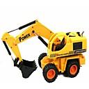 billiga Hästsvansar-barns fjärrkontroll grävmaskin leksaker