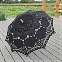 """זול סט תכשיטים-תחרה חתונה יומי נשף מסכות חוף מטרייה מטריות 30.7""""(כ-78 ס""""מ)"""