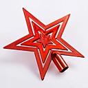 billiga Dekorationer-jul dekoration pentagram julgransdekorationer