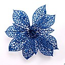 billiga Dekorationer-julgran dekoration simulering blomma
