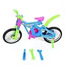 baratos Blocos Magnéticos-montagem de brinquedos de plástico bicicleta