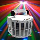 ราคาถูก พรมประดับผนัง-LT-934532 เสียงเปิดใช้งานการควบคุมสี RGB นำแสงเวทีโปรเจคเตอร์เลเซอร์ (220v.1xlaser projetor)