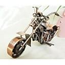 ราคาถูก รถจักรยานยนต์ของเล่น-รุ่นรถจักรยานยนต์หัตถกรรมบทความตกแต่งตกแต่งบ้าน (สีภาพ)