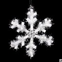 billiga Dekorationer-julgran dekoration tredimensionell jul snöflinga hänge