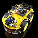 billiga Tillbehör-bluetooth kontrollerad robot bilpaket för Arduino