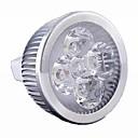 ราคาถูก ไฟสปอร์ตไลท์LED-brelong 1 pc 5w mr16 dimmable นำแสงถ้วย dc12v แสงสีขาว / แสงสีขาวอบอุ่น