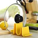 זול חוט נורות לד-פלדת על חלד Bracket Creative מטבח גאדג'ט כלי מטבח כלי מטבח עבור כלי בישול 1pc