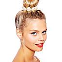 Χαμηλού Κόστους Κοσμήματα Μαλλιών-shixin® κλασικό λευκό μαργαριτάρι της Ευρωπαϊκής ελαστικά λαστιχάκια για τα μαλλιά (1 τεμ)