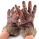 billiga Semesterartiklar-plysch varulvar undgå lim handskar för halloween (2 st)