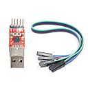 billiga Moduler-CP2102 usb till ttl omvandlare modul för (för Arduino) (fungerar med den officiella (för Arduino) skivor)