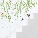זול מדבקות קיר-אנשים בוטני סרט מצויר מדבקות קיר מדבקות קיר מטוס מדבקות קיר דקורטיביות, ויניל קישוט הבית מדבקות קיר קיר