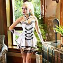 billige Bryllupsdekorasjoner-Flere Kostymer - Halloween/Karneval - Kostume - Kjole/Krage/Hansker - til Kvinnelig