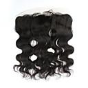 billiga Glödlampor-PANSY Människohår förlängningar Kroppsvågor Äkta hår Brasilianskt hår Dam