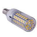 ราคาถูก หลอดไฟ-YWXLIGHT® 1pc 10 W หลอด LED รูปข้าวโพด 1500 lm E14 T 60 ลูกปัด LED SMD 5730 ขาวนวล ขาวเย็น 85-265 V / 1 ชิ้น