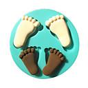 Χαμηλού Κόστους Είδη Ψησίματος-1pc Πλαστική ύλη Κέικ Καλούπια τούρτας Εργαλεία ψησίματος