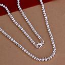 povoljno Modne ogrlice-Žene Lančići dame Simple Style Plastika Ogrlice Jewelry 1pc Za Vjenčanje Party Dnevno Kauzalni