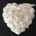 povoljno Pozivnice za vjenčanje-Mašnica / Uzde Saten ring pillow Plaža Teme / Vrt Tema / Cvjetni Tema Proljeće / Ljeto / Jesen