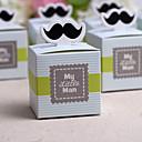 ราคาถูก ของชำร่วยงานแต่งใช้ได้จริง-กระดาษการ์ด กล่องของขวัญ รับขวัญเด็กแรกเกิด Sash
