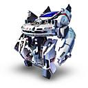 Χαμηλού Κόστους Ρομπότ-Ρομπότ Παιχνίδια ηλιακής τροφοδότησης 7 In 1 Ηλιακή Τροφοδότηση Επαναφορτιζόμενο Παιχνίδια Δώρο