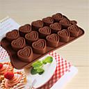 Χαμηλού Κόστους Φόρμες για κέικ-1pc Πλαστική ύλη Κέικ Καλούπια τούρτας Εργαλεία ψησίματος