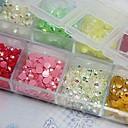 povoljno Umjetno drago kamenje&Dekoracije-2500 pcs Nakit za nokte Rhinestones nail art Manikura Pedikura Dnevno Sažetak / Vjenčanje / Moda / Opeka