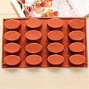 billiga Köksredskap och -apparater-1st Plast Tårta Cake Moulds Bakeware verktyg