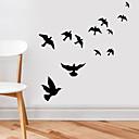 זול מדבקות קיר-חיות מדבקות קיר מדבקות קיר מטוס מדבקות קיר דקורטיביות, ויניל קישוט הבית מדבקות קיר קיר