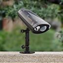 billige Pathway Lights-1 LED Høyspennings LED Kjølig hvit Vanntett / Solar / Dekorativ 4 V 1pc