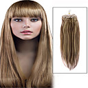 Χαμηλού Κόστους Εξτένσιον με Μικρούς Κρίκους-Εξτένσιον με Μικρούς Κρίκους Επεκτάσεις ανθρώπινα μαλλιών Ίσιο Φυσικά μαλλιά Blonde