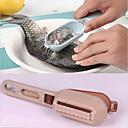 Χαμηλού Κόστους Τσάντες χιαστί-δέρμα ψαριού καπάκι ψήσιμο ψαριών κλίμακα ψαριών γρήγορα αφαιρέστε τα gadgets της κουζίνας
