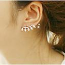 baratos Anéis Masculinos-Mulheres Cristal Brincos Compridos senhoras Luxo Zircônia Cubica Imitações de Diamante Brincos Jóias Dourado Para