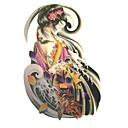 billiga tatuering klistermärken-1 Ogiftig Mönster Ländrygg Vattentät Annat Tatueringsklistermärken