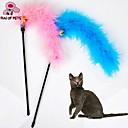 povoljno Igračke za mačku-Zadirkivači za mačku Mačka Mačić Zvono Tekstil Igračke za kućne ljubimce kućni ljubimci