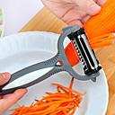 cheap Fruit & Vegetable Tools-3 in 1 Rotary Fruit Peeler360 Degree Carrot Potato Slicer Kitchen Tools