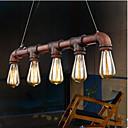 ราคาถูก โคมไฟระย้า-ไฟจี้ Ambient Light - LED, 110-120โวลล์ / 220-240โวลต์, ขาว, ไม่รวมหลอดไฟ / 20-30ตรม.