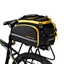 baratos Alforjes para Bicicleta-CoolChange 18 L Mala para Bagageiro de Bicicleta / Alforje para Bicicleta Prova-de-Água Vestível Tiras Refletoras Bolsa de Bicicleta Terylene Bolsa de Bicicleta Bolsa de Ciclismo Ciclismo / Moto