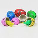 ราคาถูก ฟิกเกอร์ไดโนเสาร์-60pcs สีสันฟักไข่เจริญเติบโต Dino ไดโนเสาร์เพิ่มของเล่นเด็กน่ารักมายากลน้ำ