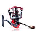 ราคาถูก ชุดออกกำลังกายและชุดโยคะ-Gelendong Memancing Spinning Reels 5.2:1 อัตราทดเกียร์+11 บอลแบริ่ง ที่สามารถแลกเปลี่ยนได้ เบทคาสติ้ง ตกปลาบนธารน้ำแข็ง Spinning