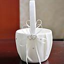 """povoljno Košara za cvijeće-Flower Basket Saten 9 """"(23 cm) Štras / Uzde 1 pcs"""