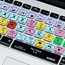 billiga Skyddsfilm till surfplattor-XSKN Final Cut Pro X 10 genvägen overlay silikon tangentbord skydd för macbook pro luft näthinnan 13 '' 15 '' 17 ''