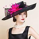 povoljno Party pokrivala za glavu-Lan Kentucky Derby Hat / kape s 1 Vjenčanje / Special Occasion Glava