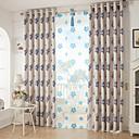 ราคาถูก ม่านปรับแสง-สองช่อง การรักษาหน้าต่าง สมัยใหม่ Living Room Polyester วัสดุ ทรอนิกผ้าม่านม่าน ของตกแต่งบ้าน For หน้าต่าง