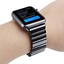 billiga Motherboards-Klockarmband för Apple Watch Series 5/4/3/2/1 Apple fjäril spänne Keramisk Handledsrem