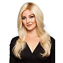Χαμηλού Κόστους Σετ ρούχων για κορίτσια-Συνθετικές Περούκες Κυματιστό Κυματιστό Περούκα Ξανθό Μεσαίο Ξανθό Συνθετικά μαλλιά Γυναικεία Ξανθό