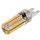 ราคาถูก สายรัดข้อมือสมาร์ท-YWXLIGHT® 1pc 10 W หลอด LED รูปข้าวโพด 1000 lm G9 T 72 ลูกปัด LED SMD 2835 หรี่แสงได้ ขาวนวล ขาวเย็น 220-240 V / 1 ชิ้น / RoHs