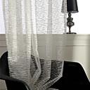ราคาถูก ม่านปรับแสง-ประหยัดพลังงานเองทำผ้าม่านที่แท้จริงเฉดสีสองแผง / jacquard / ห้องนั่งเล่น