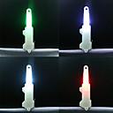 billiga FISKEFYR-4pcs batteri Fiskeljus LED Nattlampor LED Vit Röd Blå Grön Plast Vattentät Fiske 200-500 m